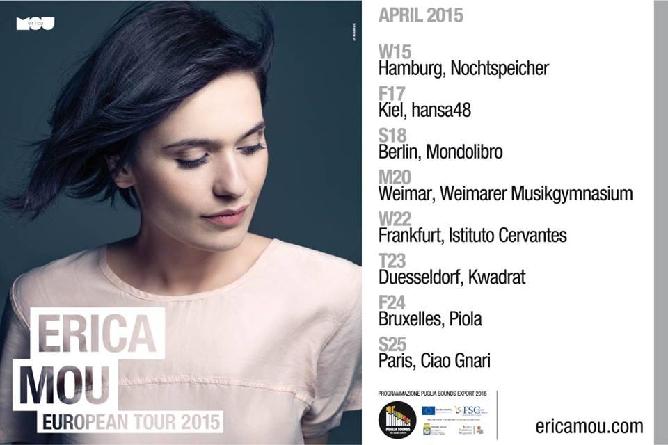 tour europeo